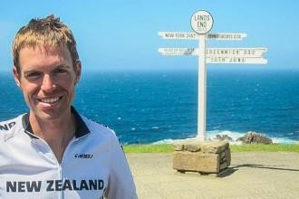Un Kiwi in bicicletta: 18000 km in 9 mesi, da Faros a Istanbul