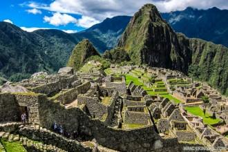 Giorno 59: La vera storia del Machu Picchu