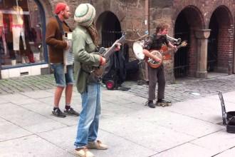 Oslo, ovvero perché odio le città ma amo gli artisti di strada (con video)