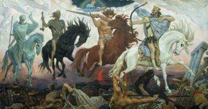 I quattro cavalieri del progresso